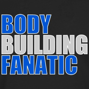 Are you a BODY BUILDINGFANATIC? - Men's Premium Longsleeve Shirt