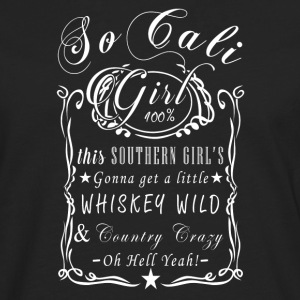 Southern girls are the Außnahme a rule - Men's Premium Longsleeve Shirt