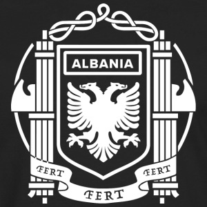 Flag of the Kingdom of Albania 39-43 - Men's Premium Longsleeve Shirt