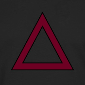 TRIANGLE SWAG - T-shirt manches longues Premium Homme