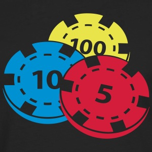 Poker chips - Men's Premium Longsleeve Shirt