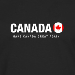 Make Canada Great Again - Men's Premium Longsleeve Shirt