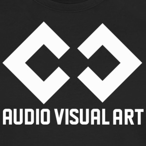 AUDIO VISUAL ART T-SHIRT - Men's Premium Longsleeve Shirt