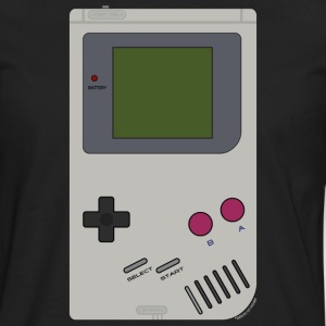 Old School Gaming - Men's Premium Longsleeve Shirt