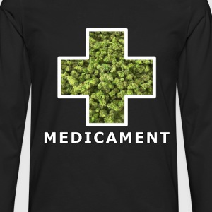 Medicated 1.0 - Men's Premium Longsleeve Shirt