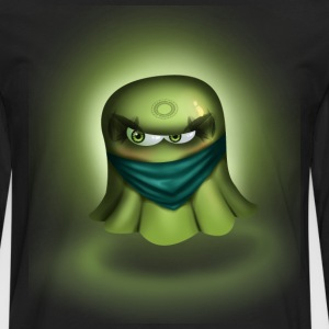 Ninja Ghost - Men's Premium Longsleeve Shirt