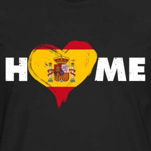 Home love Spain - Men's Premium Longsleeve Shirt