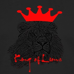 King of Lions - Men's Premium Longsleeve Shirt