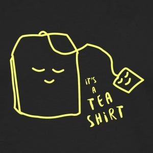 It's a tea shirt - Männer Premium Langarmshirt