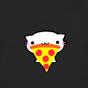 cat Pizza - Men's Premium Longsleeve Shirt