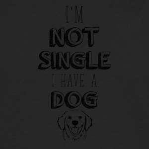 Single dog - Men's Premium Longsleeve Shirt
