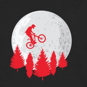 BIKE MOON - Men's Premium Longsleeve Shirt