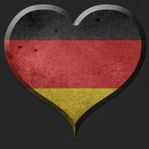 I LOVE GERMANY - TYSKLAND - Premium langermet T-skjorte for menn
