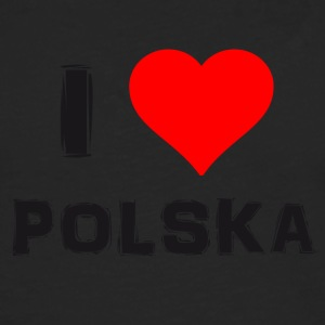 Polska Love - Men's Premium Longsleeve Shirt