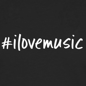 i love music - Men's Premium Longsleeve Shirt