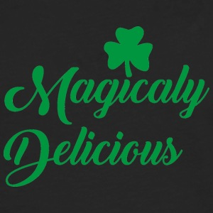 Irland / St. Patricks Day: Magicaly Delicious - Herre premium T-shirt med lange ærmer