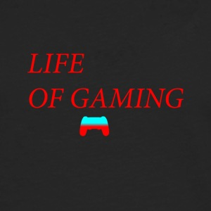 life of gaming - Men's Premium Longsleeve Shirt