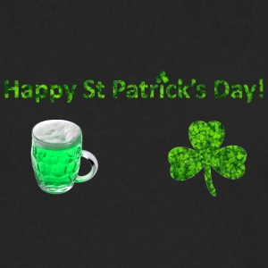 Happy Day St Patricks - T-shirt manches longues Premium Homme