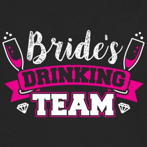 JGA - BRIDE Drinking Team - Premium langermet T-skjorte for menn