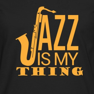Jazz - Min Thing - Premium langermet T-skjorte for menn