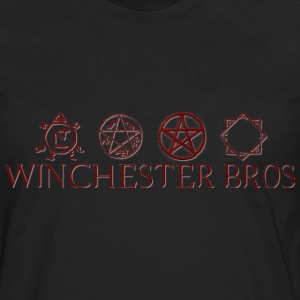 Winchester_Bros - T-shirt manches longues Premium Homme