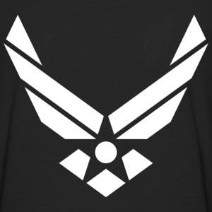 US Air Force - Männer Premium Langarmshirt