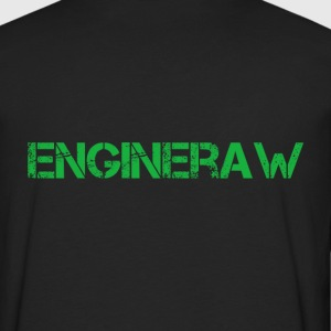 Engineraw - T-shirt manches longues Premium Homme