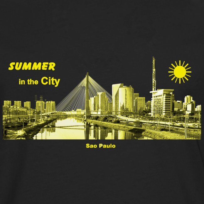 Sao Paulo Brasilia Summer