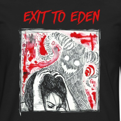 Exit To Eden - Bad Day - Männer Premium Langarmshirt