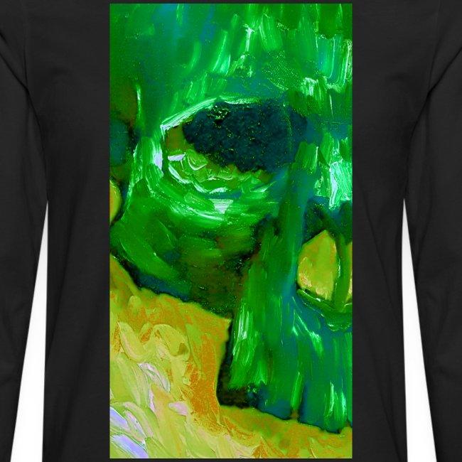Green Skull #2