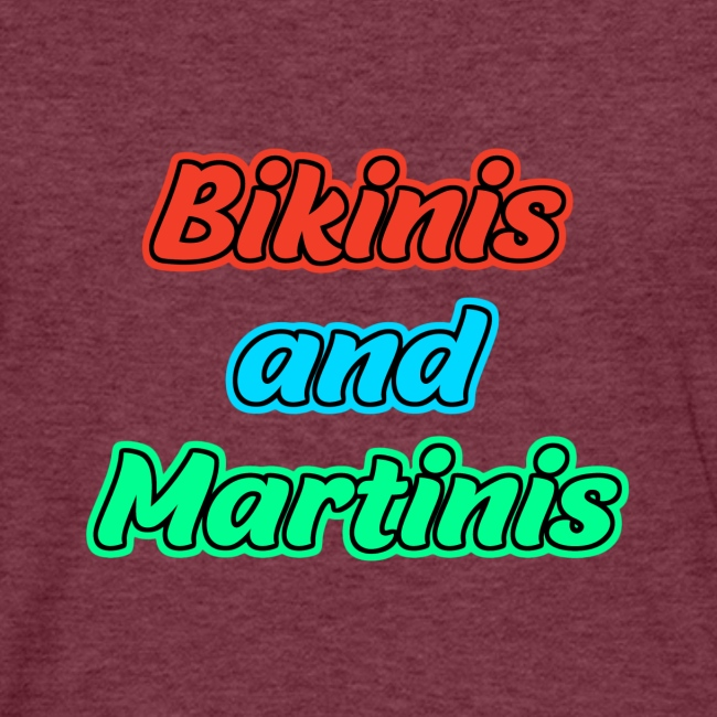 Bikinis & Martinis