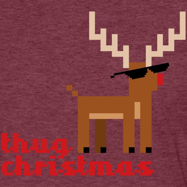 Rudolph the Red Nosed Reindeer Pixel