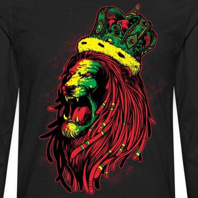 Head Lion Rasta