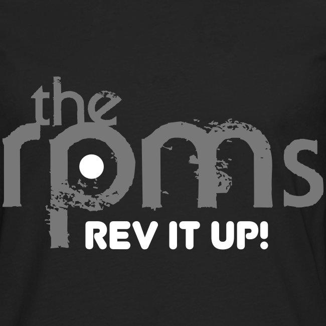 The RPMs Rev Up Logo