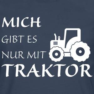 suchbegriff traktor langarmshirts spreadshirt. Black Bedroom Furniture Sets. Home Design Ideas