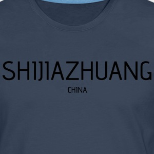 Shijiazhuang - T-shirt manches longues Premium Homme