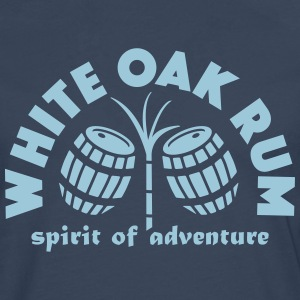 White Oak Rum - Men's Premium Longsleeve Shirt
