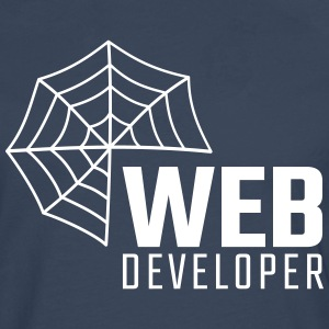 Web developer - Men's Premium Longsleeve Shirt