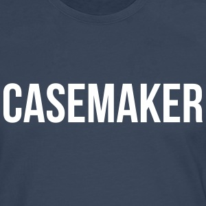 Sak Maker - For Flight CaseBauer! - Premium langermet T-skjorte for menn