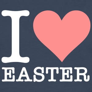I Love Easter! - Men's Premium Longsleeve Shirt