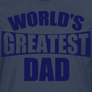 World's Best Father - Men's Premium Longsleeve Shirt