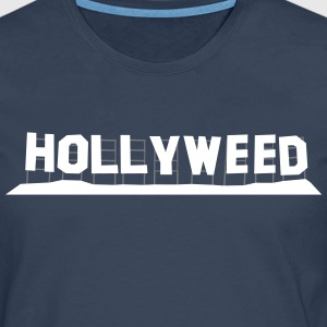 Hollyweed - Men's Premium Longsleeve Shirt