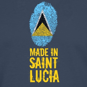 Made in Saint Lucia / St. Lucia - Men's Premium Longsleeve Shirt