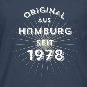 Original from Hamburg since 1978 - Men's Premium Longsleeve Shirt