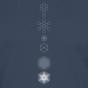 Sacred geometry - Men's Premium Longsleeve Shirt