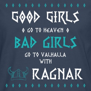 bad girls - Mannen Premium shirt met lange mouwen