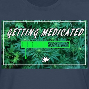 Getting Medicated - Männer Premium Langarmshirt