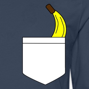 Banana pocket - Men's Premium Longsleeve Shirt
