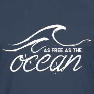 Sea - Men's Premium Longsleeve Shirt