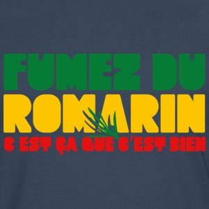 romarin - T-shirt manches longues Premium Homme